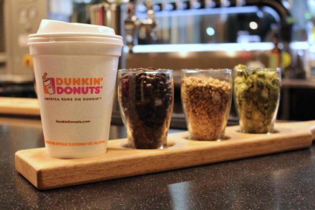 Dunkin' Donuts Dipping Into the Craft Beer World with Second Brewery Collaboration
