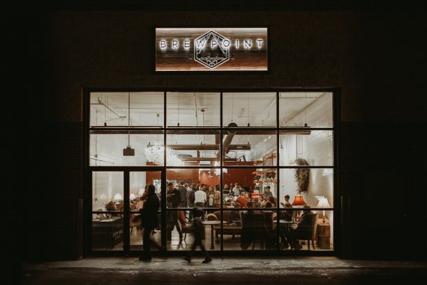 Brewpoint Coffee Now Roasting in Impressive New Digs in Elmhurst, Illinois