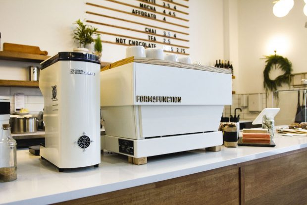 Form & Function Opens In Downtown Boise Serving Bellwether-Roasted Coffee