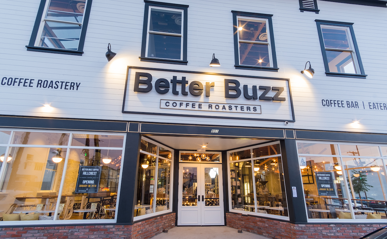 better buzz coffee roaster cafe san diego california