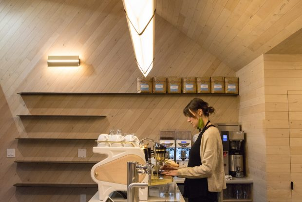 Olympia Coffee Roasting Opens Its First Seattle Shop