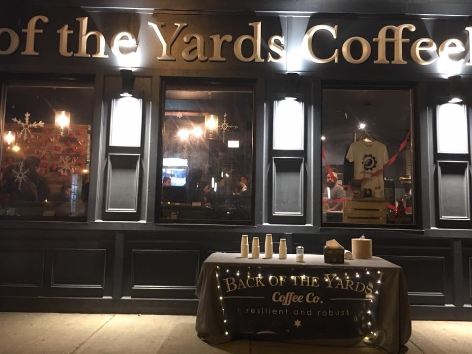 back of the yards coffee chicago