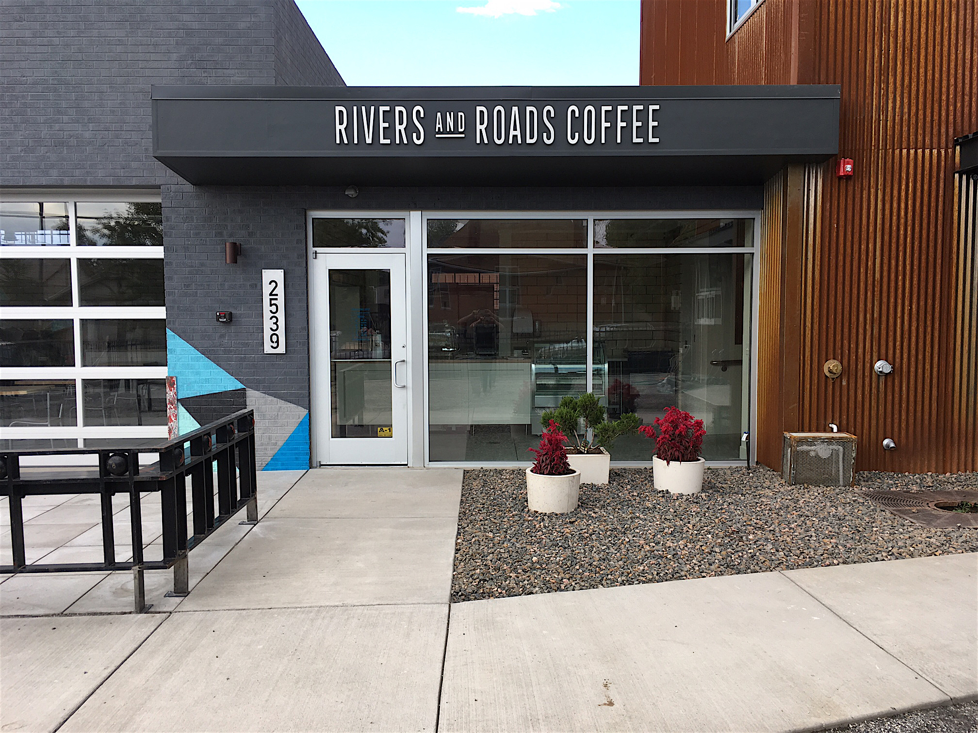 rivers and roads coffee clayton denver roaster cafe