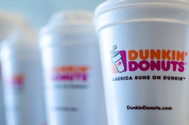 Dunkin' Finally Phasing Out Its Iconic Polystyrene Foam Cups