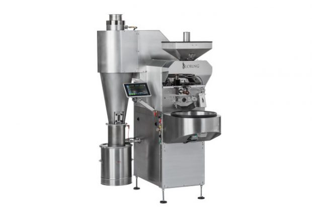 Loring Unveiling the Smaller-Capacity S7 Nighthawk Roaster