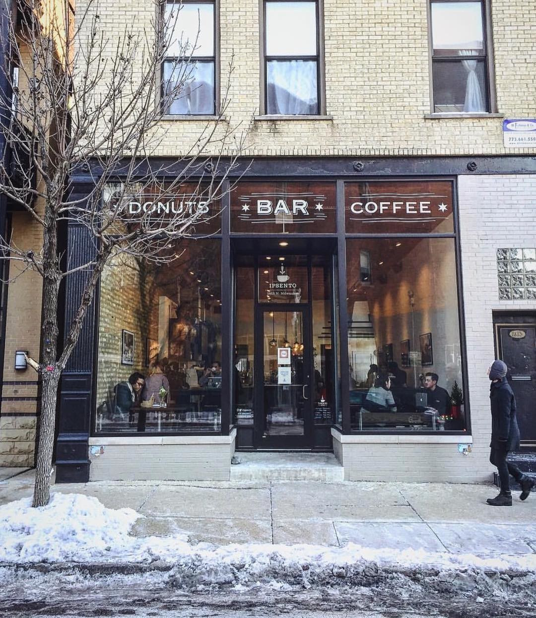 chicago coffee house ipsento acquisition