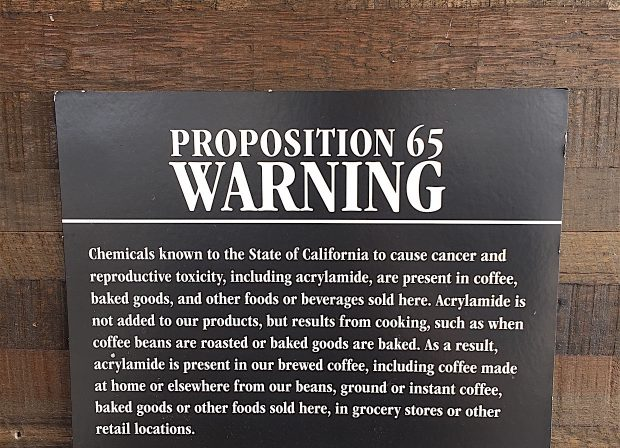 Coffee Industry Burned by California Court's Ruling to Require Cancer Warnings