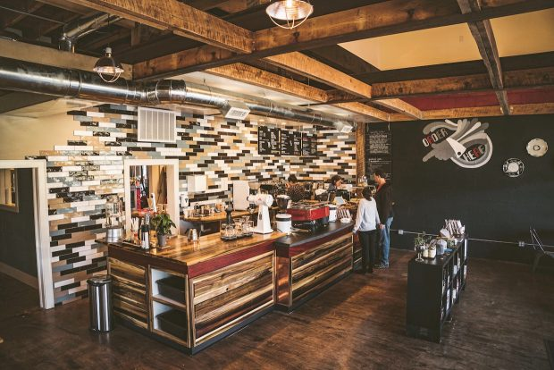 Virginia's Red Rooster Coffee Crows with the Dawn of a Flagship Roastery Cafe