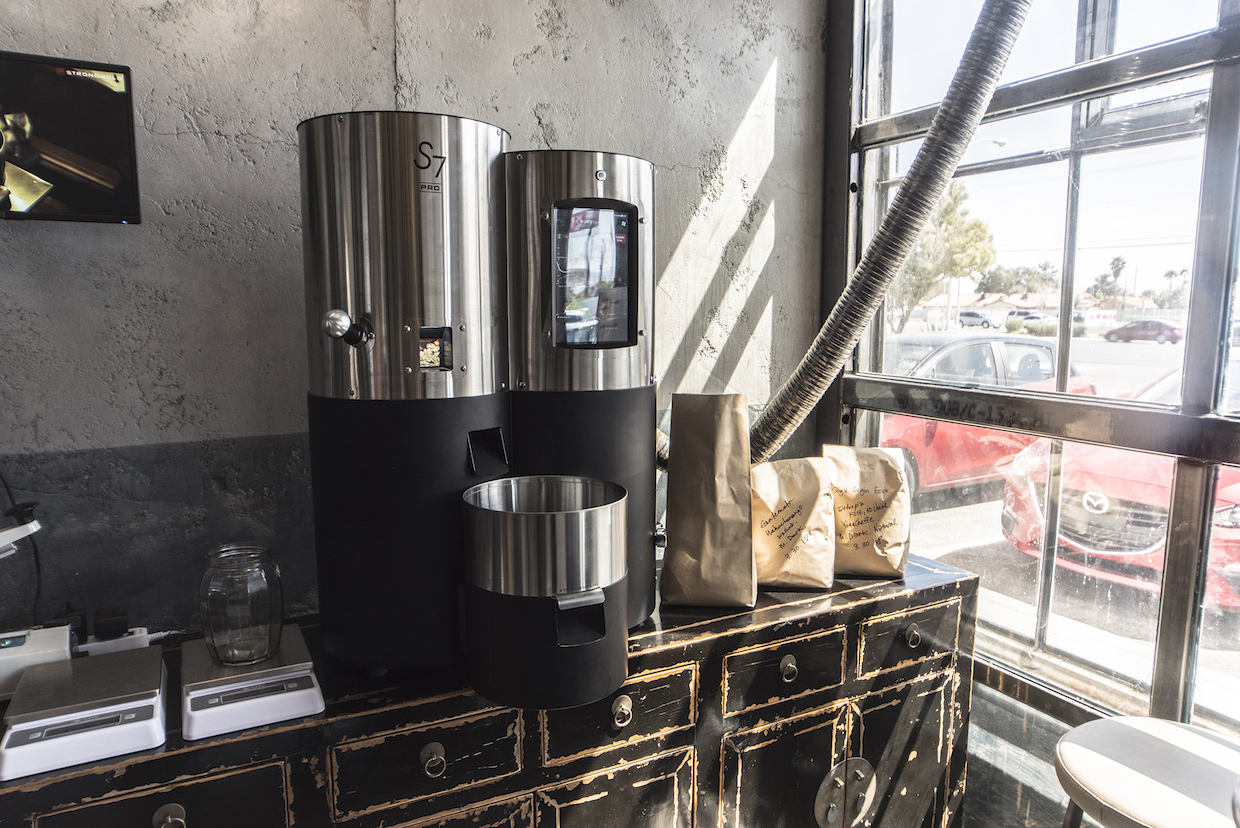 Stronhghold S7 Pro roaster