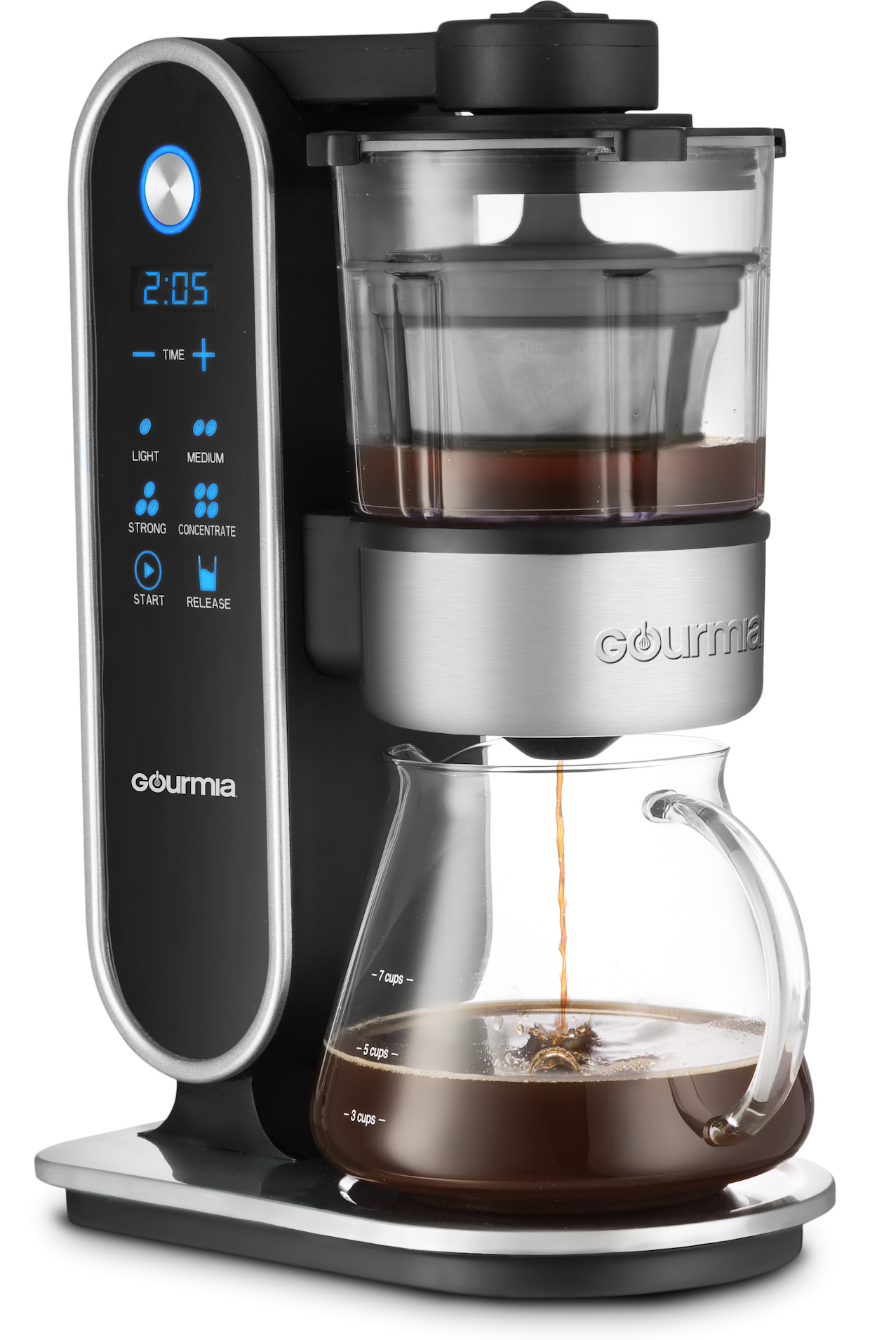 Gourmia coffee home brewing