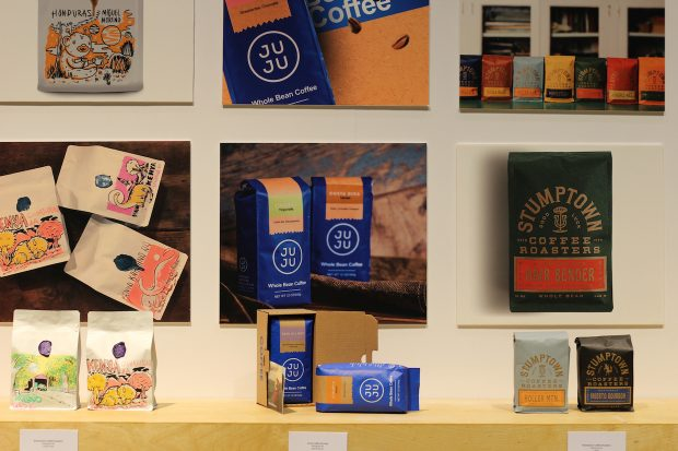 The Latest in Coffee Package Design on Display at the SCA Expo