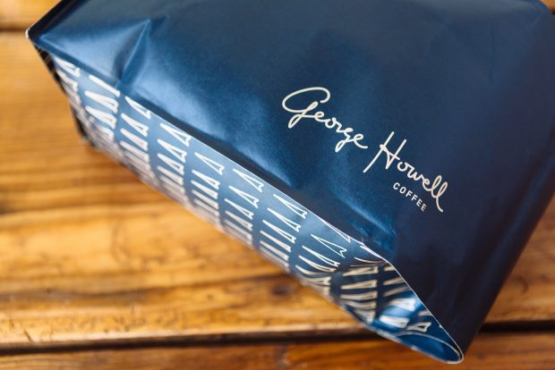 Unpacking Coffee with Kandace and Ray: George Howell, Part 1