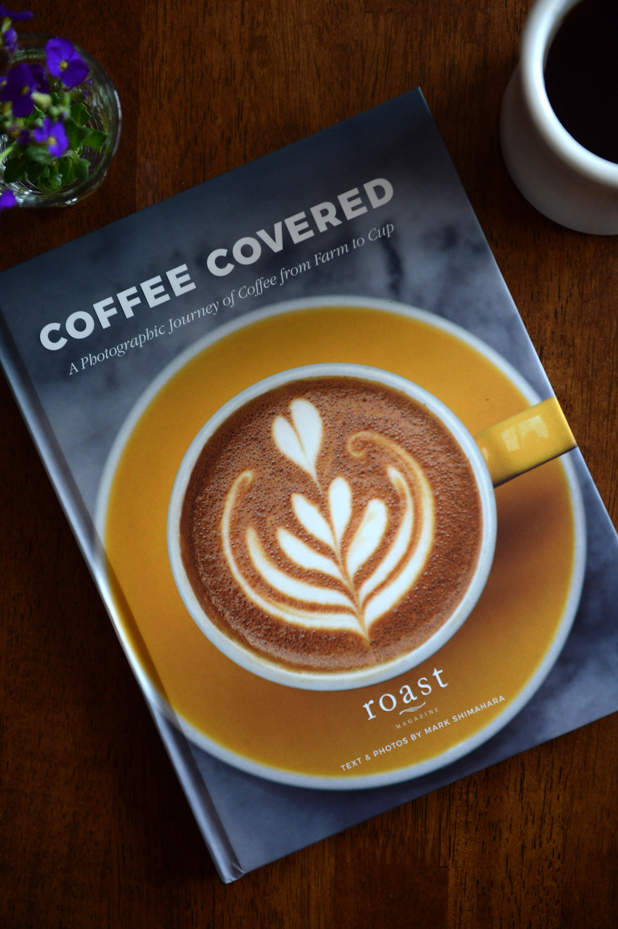 Roast Magazine Launches Coffee Table Book Covered