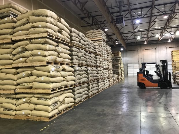 Portland Green Coffee Warehouser Costa Oro Expands Into Seattle