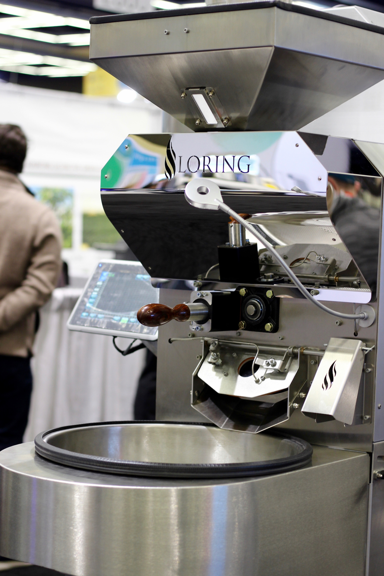 Loring Launches New Roast Profiling Software, Roast