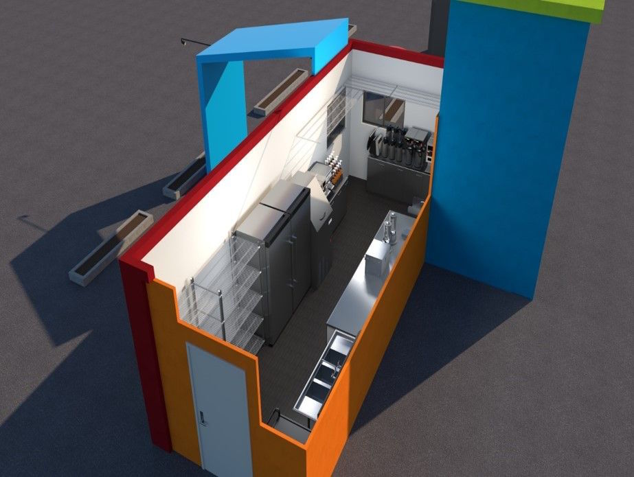 Michigan-Based Biggby Coffee Piloting Modular Drive-Through