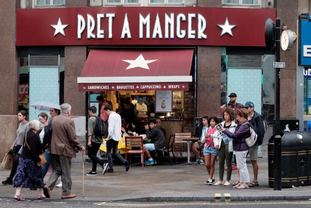 JAB Takes Another Bite Out of the Coffee Market with Pret A Manger Acquisition