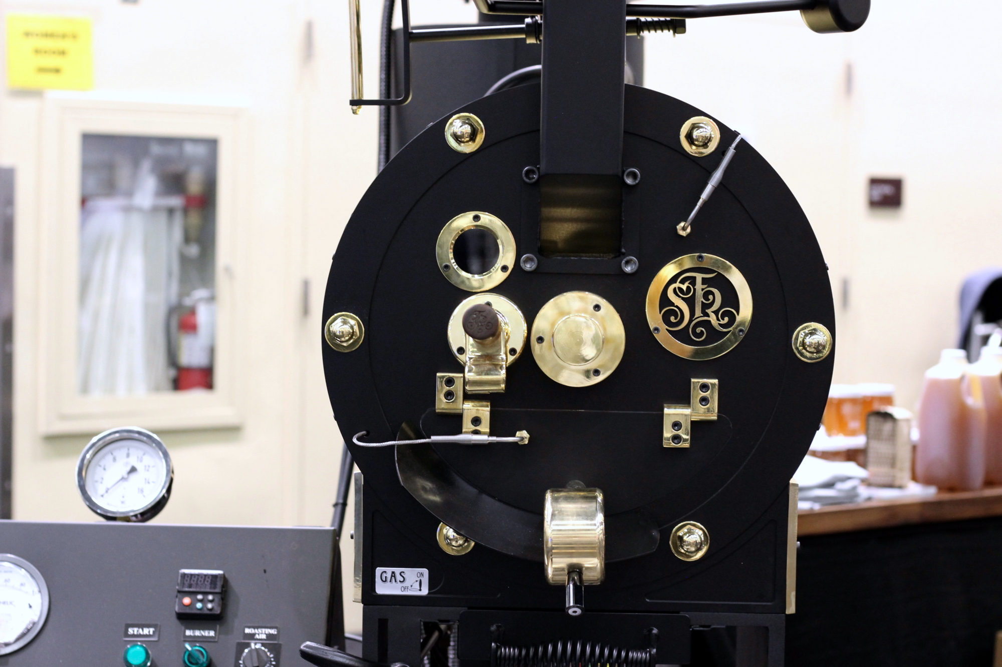 San Franciscan Roaster Company Covers the Middle Ground With