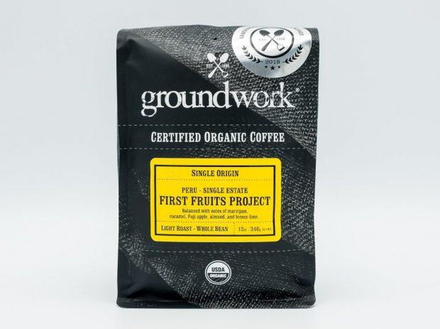 Groundwork Coffee Responds to Organic Farming Challenge with First Fruits Line