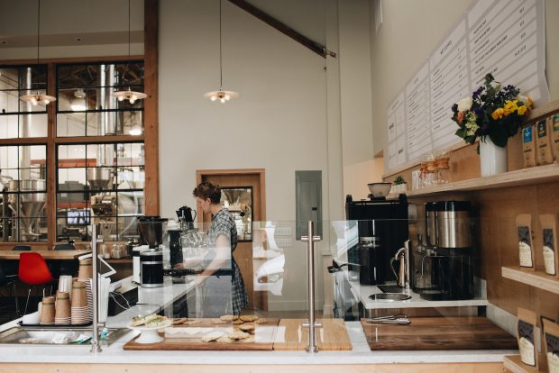 From Bay Area CoRoasters Comes the CoRo Coffee Room in Berkeley