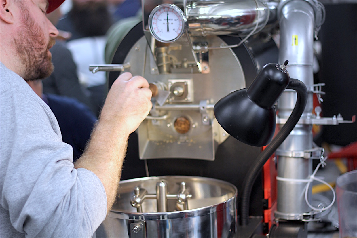 Joe Marocco Mill City Roasters