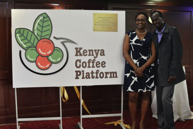 Global Coffee Platform Launches Country-Specific Kenya Platform