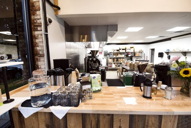 Fresh and New Meets Tried and True at Saint Paul's Roots Roasting