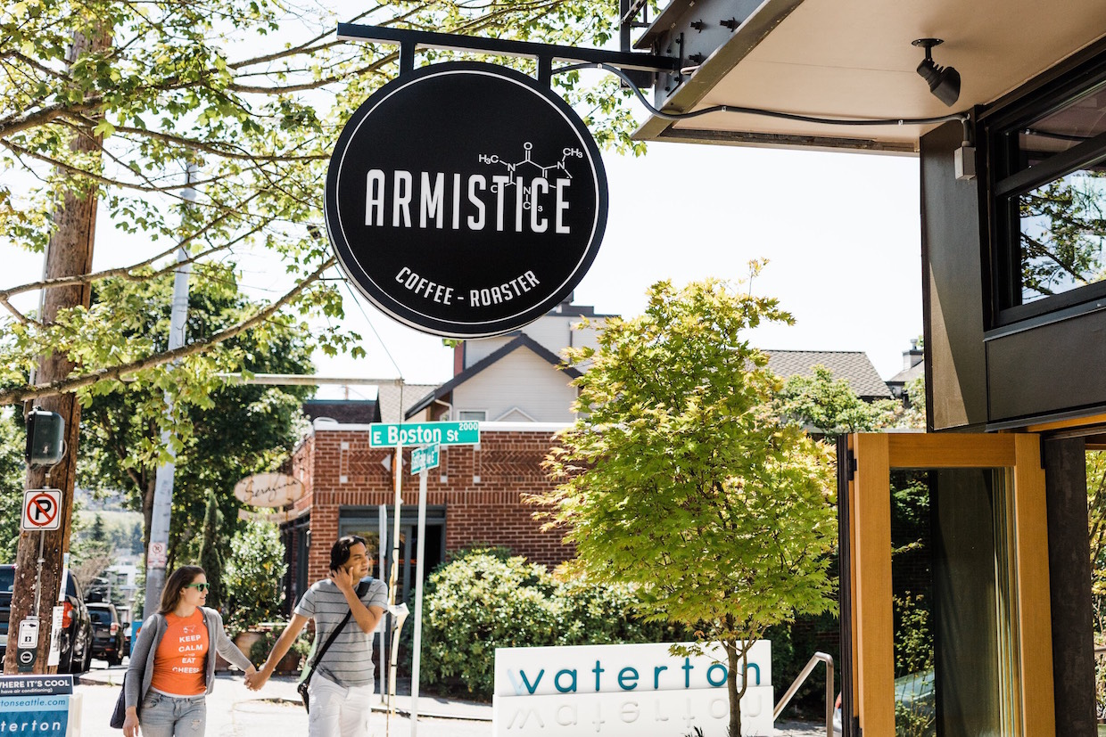 Armistice Coffee Roaster Seattle Eastlake