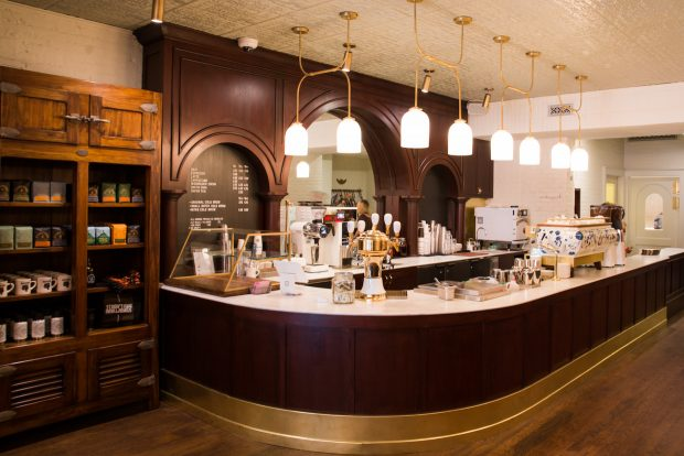 Stumptown Opens Third New York Cafe in Historic Brooklyn Firehouse