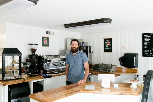 Lone Light Coffee Has Company At New Roastery And Cafe