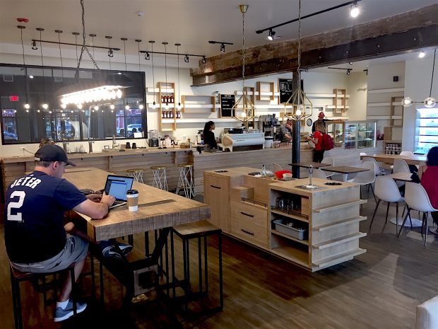 Boxwood Grows Bigger in New Jersey with 3,700-Square-Foot Roastery Cafe