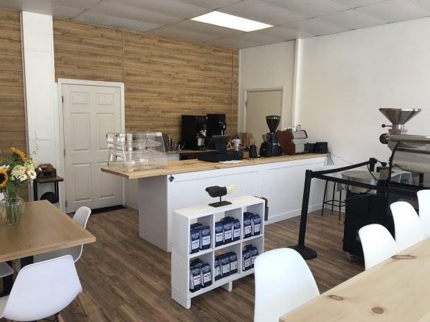 Brugh Coffee's Time Has Come in Christiansburg, Virginia
