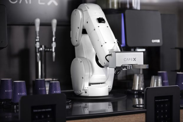 Robot Coffee Chain Cafe X Nears $12 Million in New Funding Round
