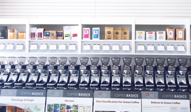 Espressotec Launching Roaster Central in Vancouver with Flights of Fancy Coffee