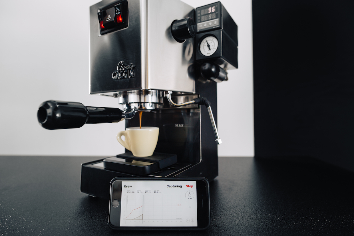 Smart Espresso Profiler (SEP)