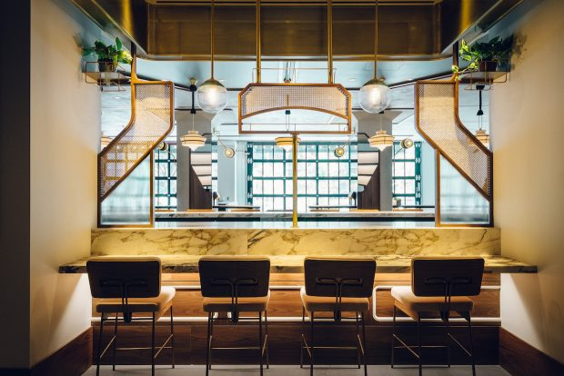The Coffee Behind the Stylish and Ultra-Progressive Eaton Workshop Hospitality Brand in D.C.