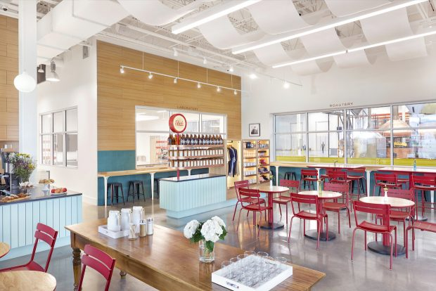 Texas Wholesaler Parks Coffee Opens Humongous Roastery and First Cafe