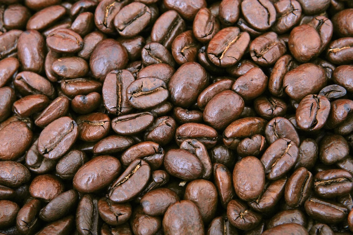 coffee beans prop 65