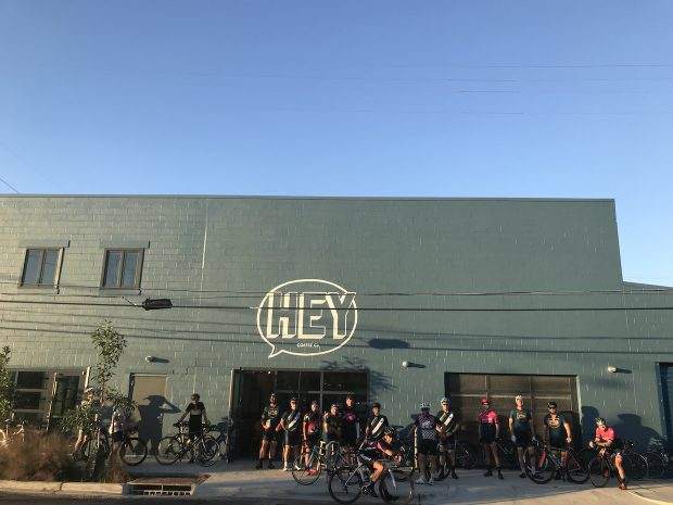 With New Roastery Cafe, HEY Coffee Co. Says Hello in New Orleans