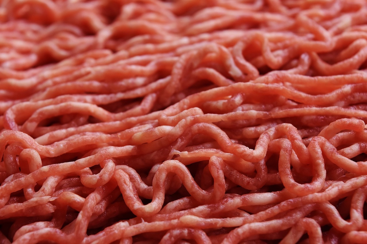 ground beef blockchain