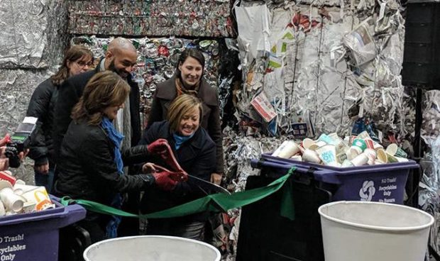 Denver Joins Short List of US Cities to Accommodate Coffee Cup Recycling