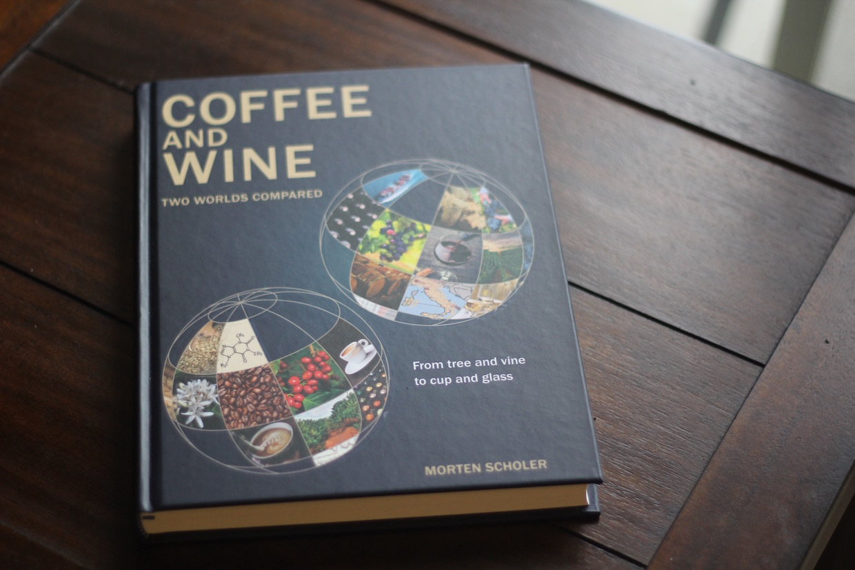 Coffee and Wine book