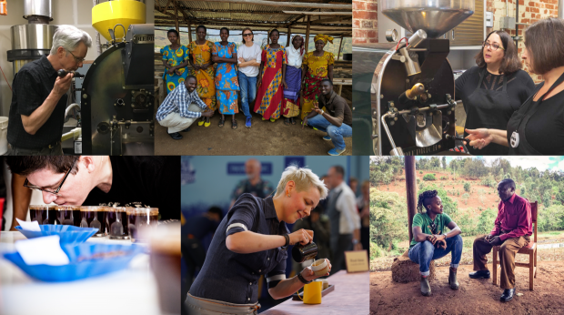 People in Coffee 2018: Building Community at Every Level