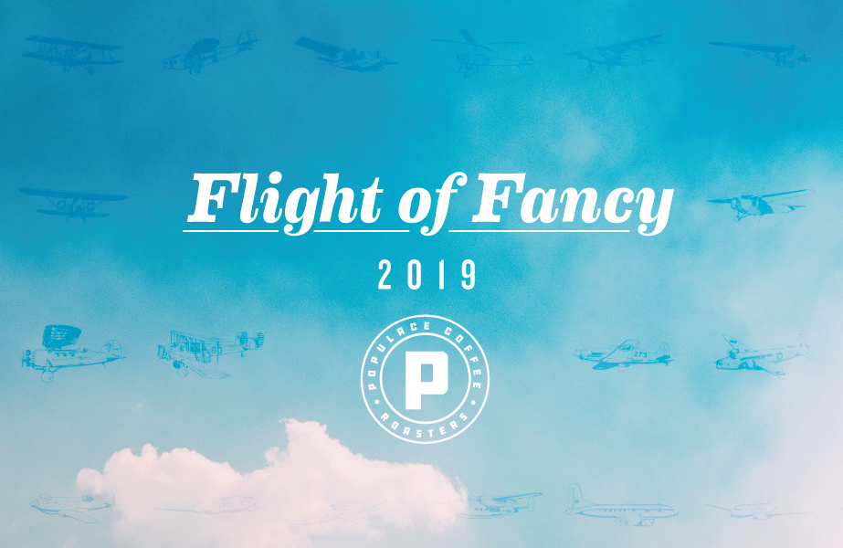 Flight of Fancy coffee