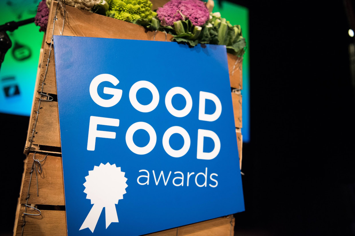 good food awards coffee