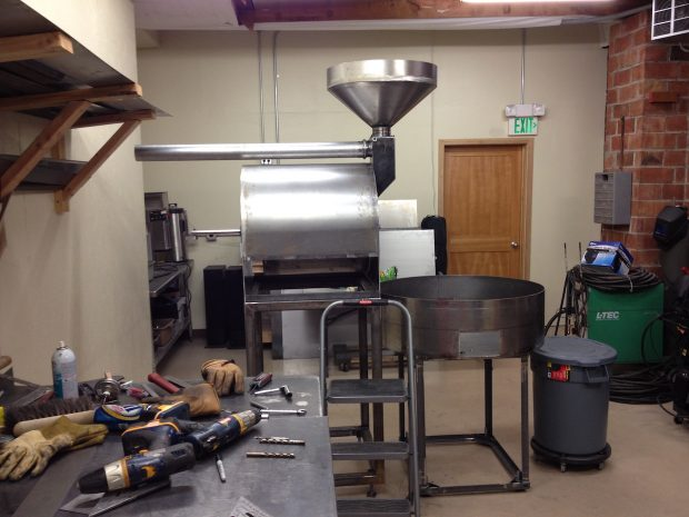 Rainshadow Coffee Expands to California, Plans Sales of Custom Commercial Roasters