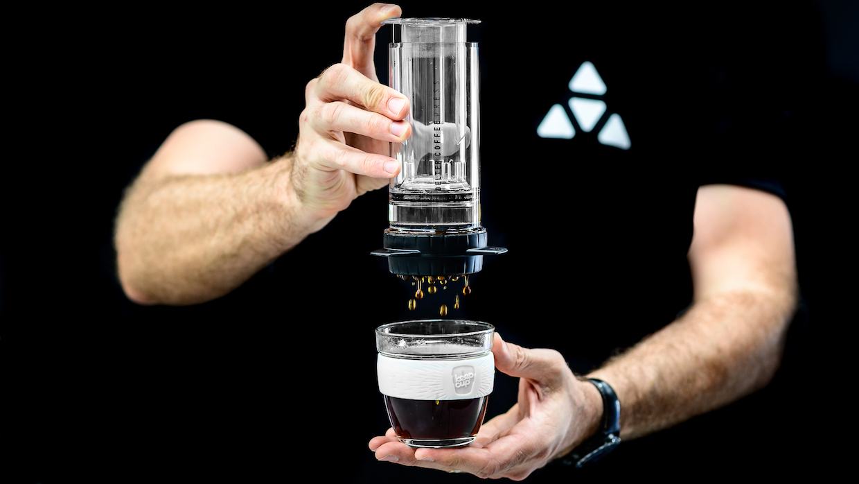The Delter Coffee Press (DCP) Takes the Plunge with Public Debut