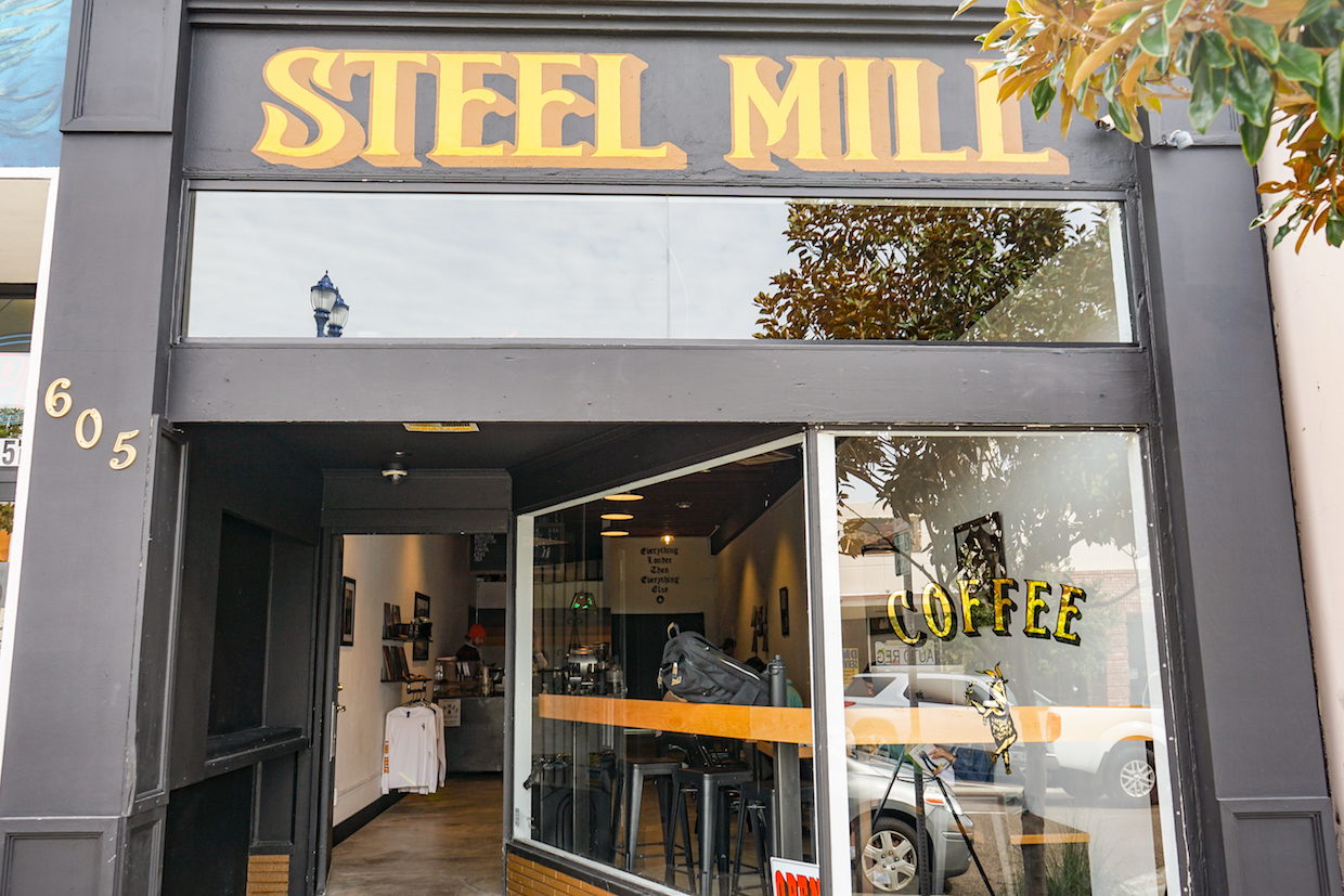 Steel Mill Coffee Oceanside
