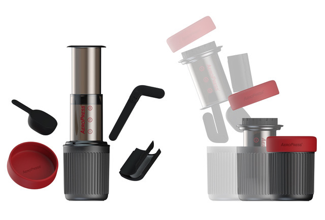 Aeropress On the Move with the Forthcoming Aeropress Go