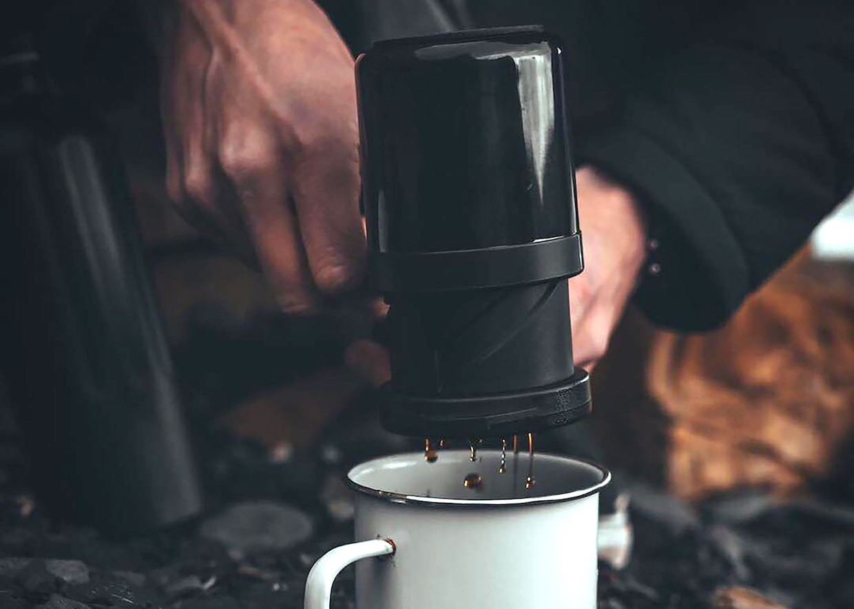 The Twist Press by Barista & Co is Winding its Way Into Production